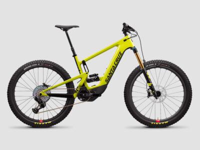 Heckler Carbon Full Suspension Electric Bike